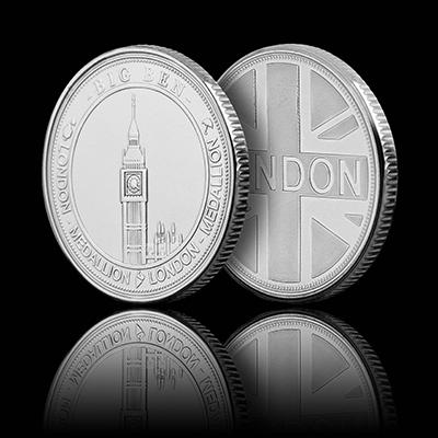 Big Ben Coin - Silver