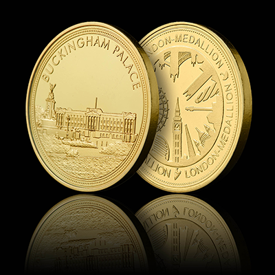 Buckingham Palace Coin