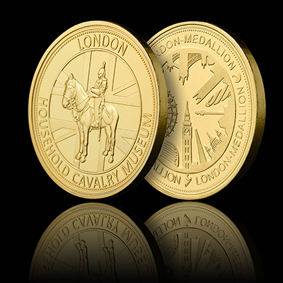 HC Museum London Coin