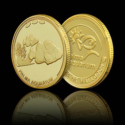 Nemo - Palma Aquarium Coin
