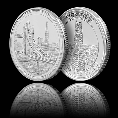 The View from The Shard Coin