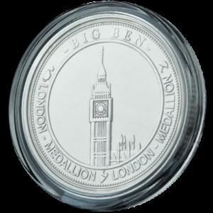 BigBen Coin Silver