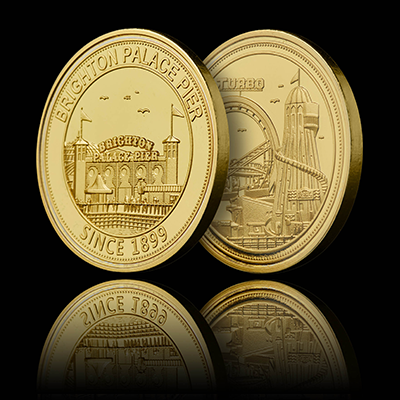 Brighton Palace Pier Coin