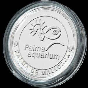 Palma Aquarium Coin Silver