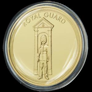 Royal Guard Coin Gold