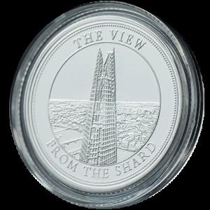 The Shard Coin Silver