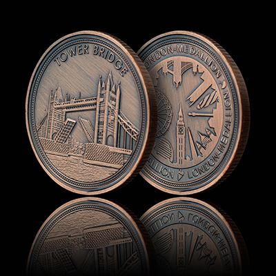 Tower Bridge Coin