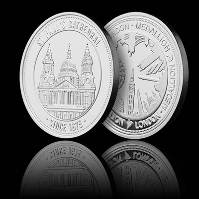 St Paul's Cathedral Coin