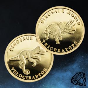 Dinoworld Coin