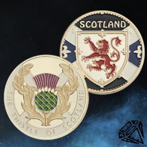 Scotland Coin