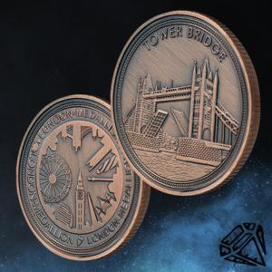 Tower Bridge Coin